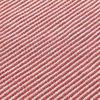GAN - Garden Layers Big Diagonal Matratze - mandel-rot/Handwebstuhl/LxBxH 160x140x11cm