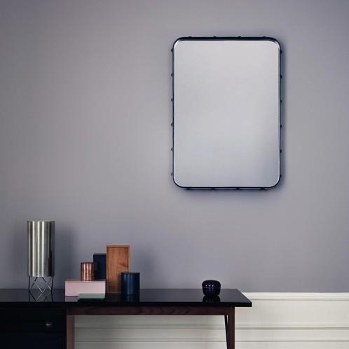 Gubi - Adnet Wandspiegel rechteckig