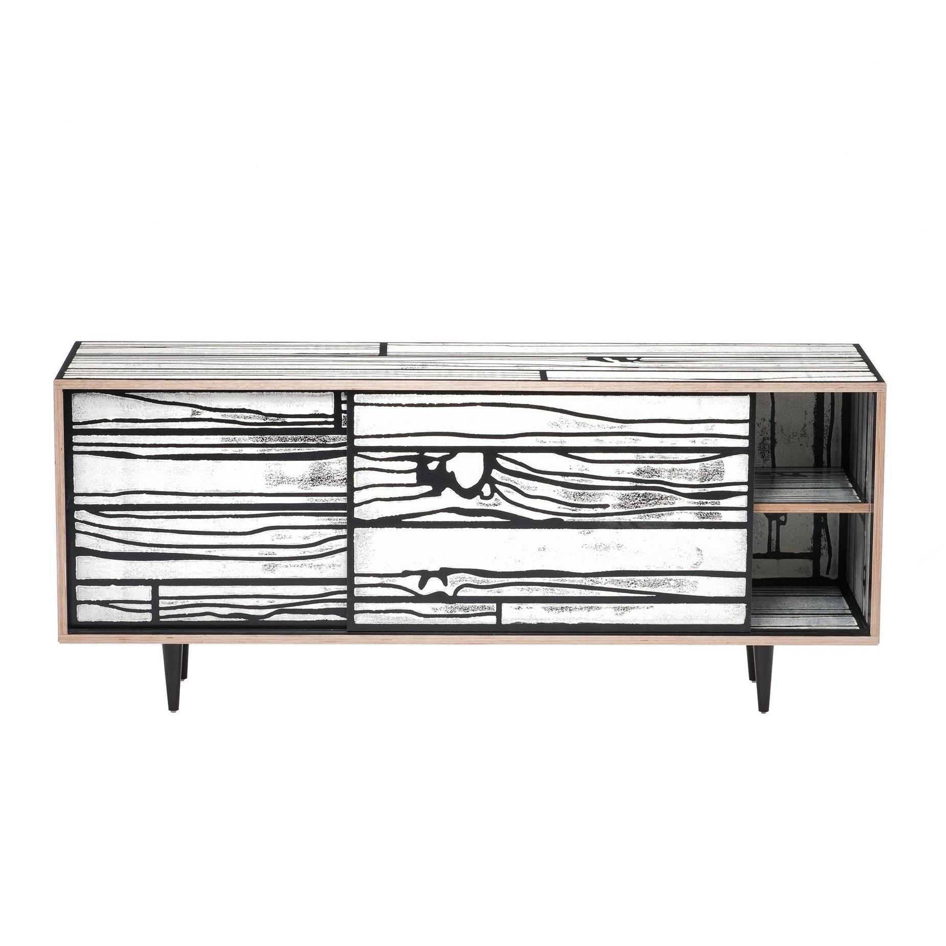 Established Sons Wrongwoods Sideboard Niedrig 150cm Ambientedirect