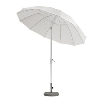 Weishäupl - Pagoden Sonnenschirm mit Knickmechanismus Ø240cm