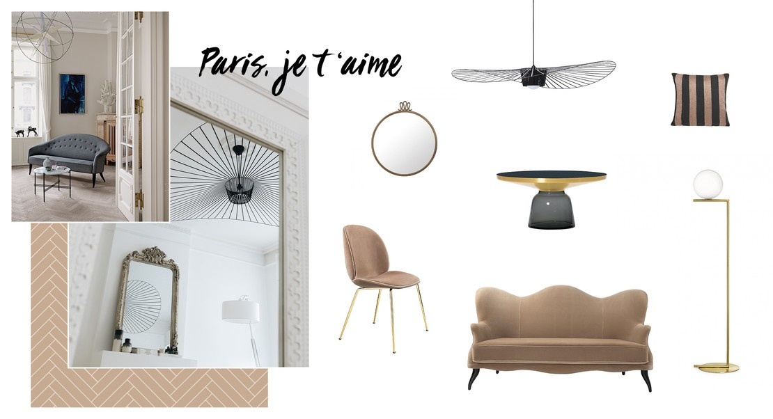 Parisian Living Header