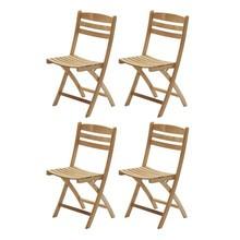 Skagerak - Selandia Garden Chair 4-piece Set