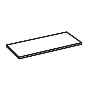 Schönbuch - Urban 1077 Fachboden 80x35.6cm - schneeweiß/lackiert