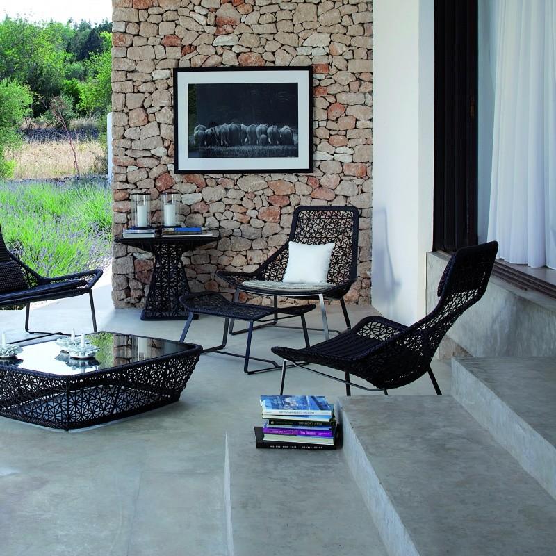 Maia relax fauteuil fauteuil de jardin kettal for Kettal maia
