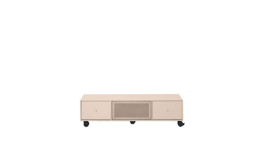 Tv & Sound Hub I Sideboard With Wheels | Montana | Ambientedirect.Com