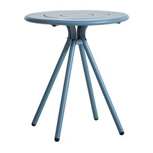 Woud - Ray Gartentisch rund