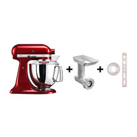 KitchenAid - Promoset Artisan 5KSM175PS + 2 accessories