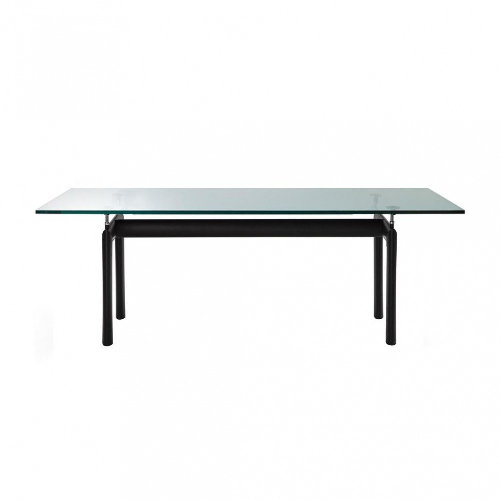 Table Salle A Manger Le Corbusier cassina le corbusier lc6 - table