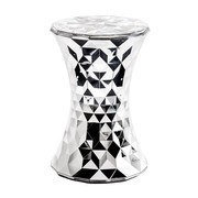 Kartell - Stone Metallic Hocker