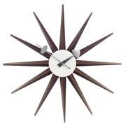 Vitra - Sunburst Clock Nelson - Reloj de pared