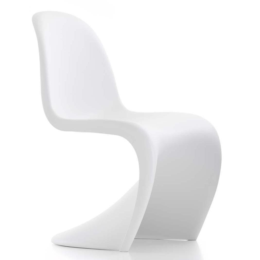 panton chair set promotionnel de 4 chaises vitra. Black Bedroom Furniture Sets. Home Design Ideas