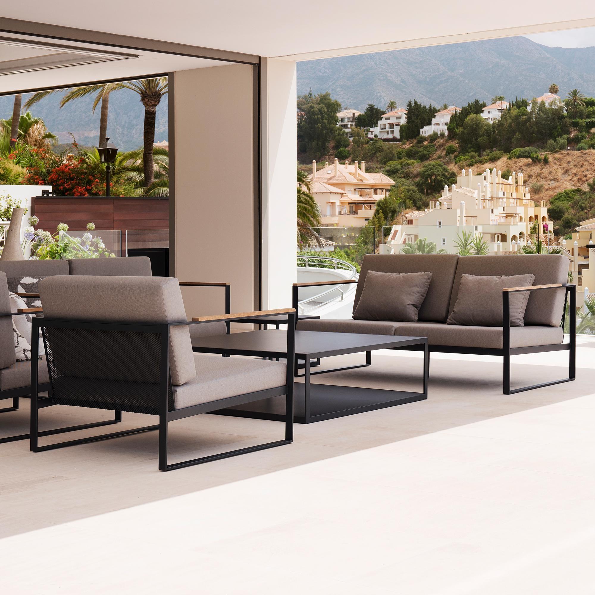 Garden Easy 6-Seater Outdoor Sofa