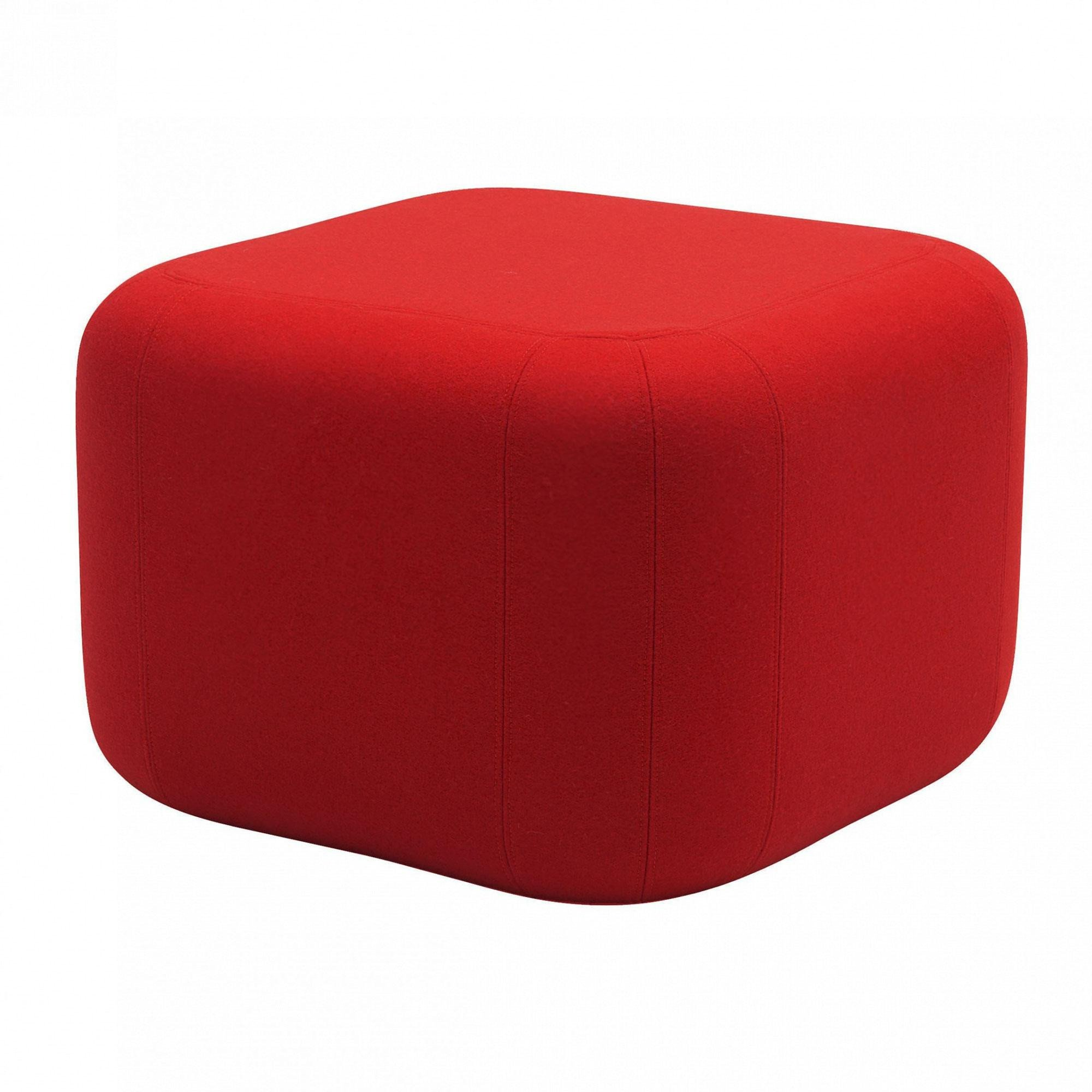 softline quadro pouf table d 39 appoint ambientedirect. Black Bedroom Furniture Sets. Home Design Ideas