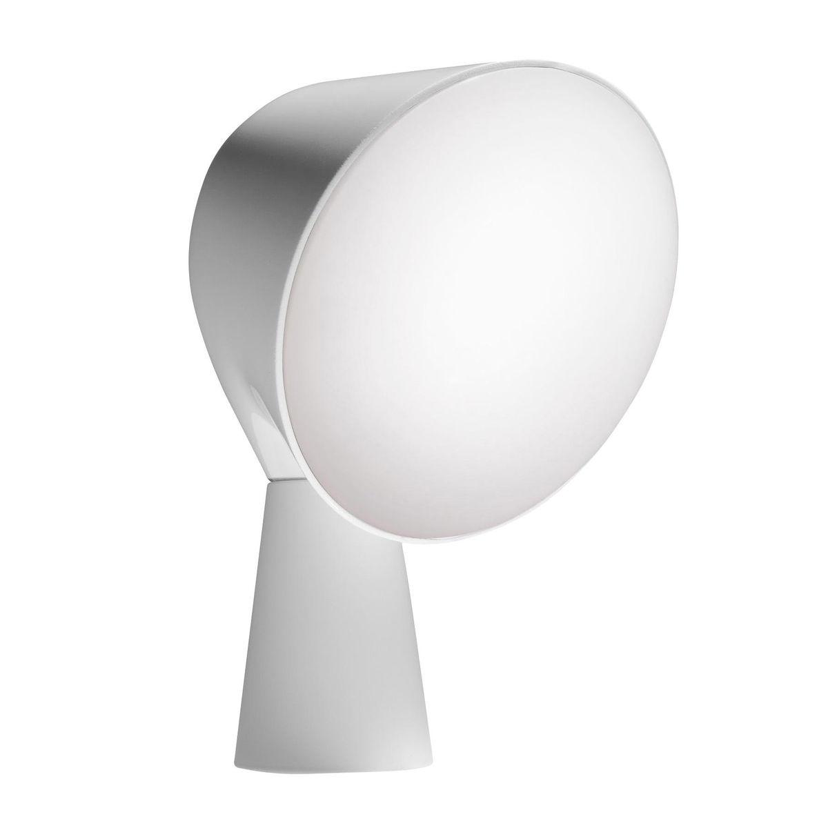 Binic table lamp foscarini ambientedirect foscarini binic table lamp whitelxwxh 14x14x20cm geotapseo Image collections