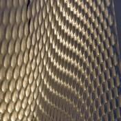 Artemide - Cosmic Leaf  Deckenleuchte - silber