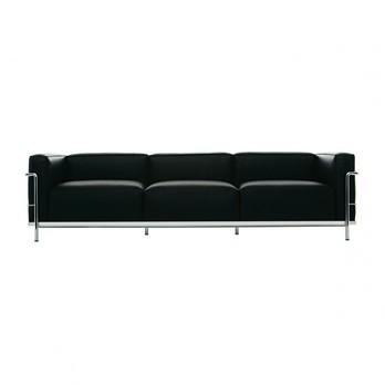 Cassina - Le Corbusier LC3 3-Sitzer Sofa