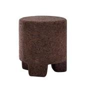 Gervasoni - Cork 45 Beistelltisch/ Hocker rund