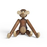 Kay Bojesen Denmark - Figura de madera mono mini