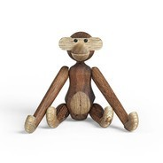 Kay Bojesen Denmark - Wooden Figurine Monkey Mini