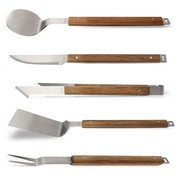 Röshults - Set de 5 couverts barbecue BBQ