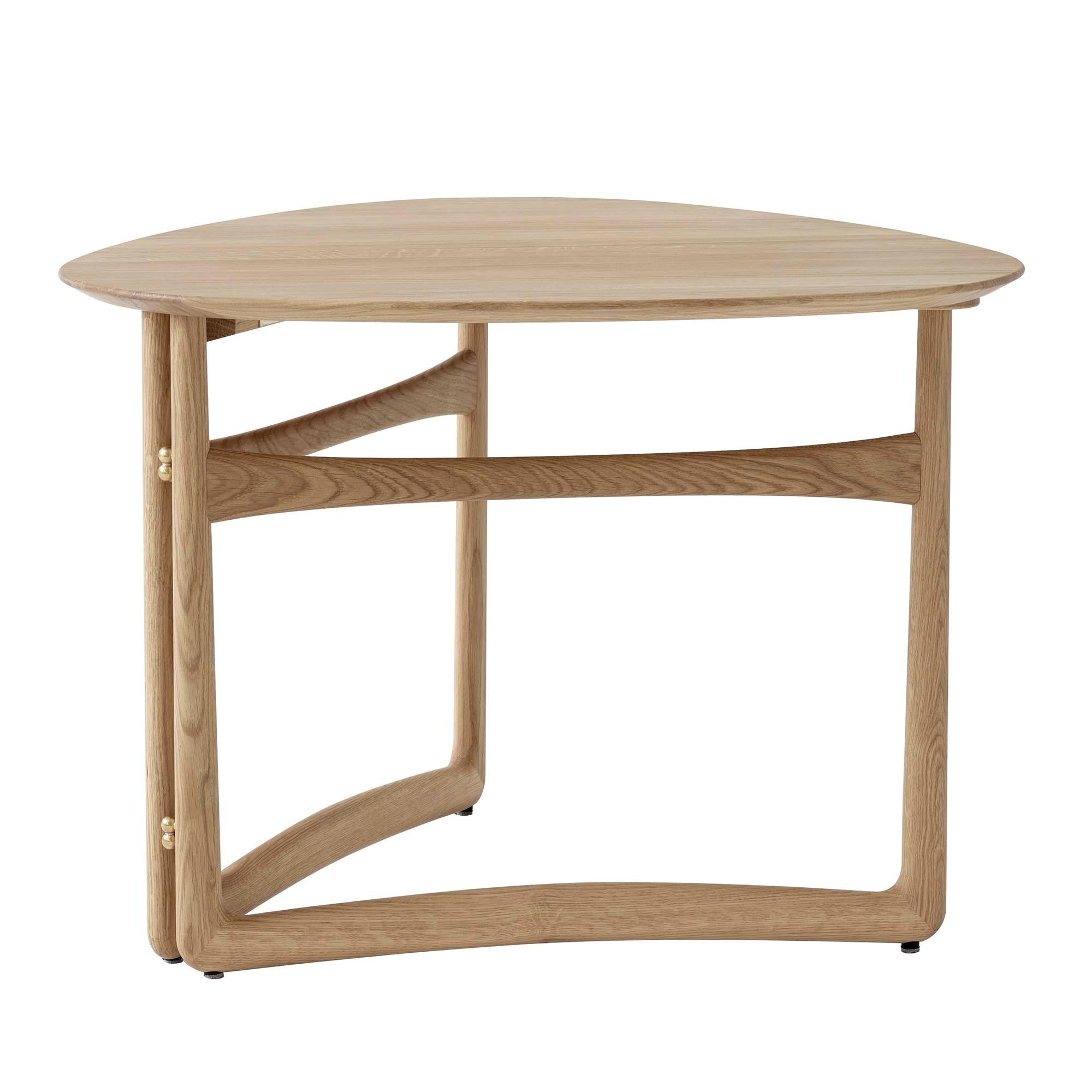 - &tradition Drop Leaf HM5 Lounge Table Foldable AmbienteDirect