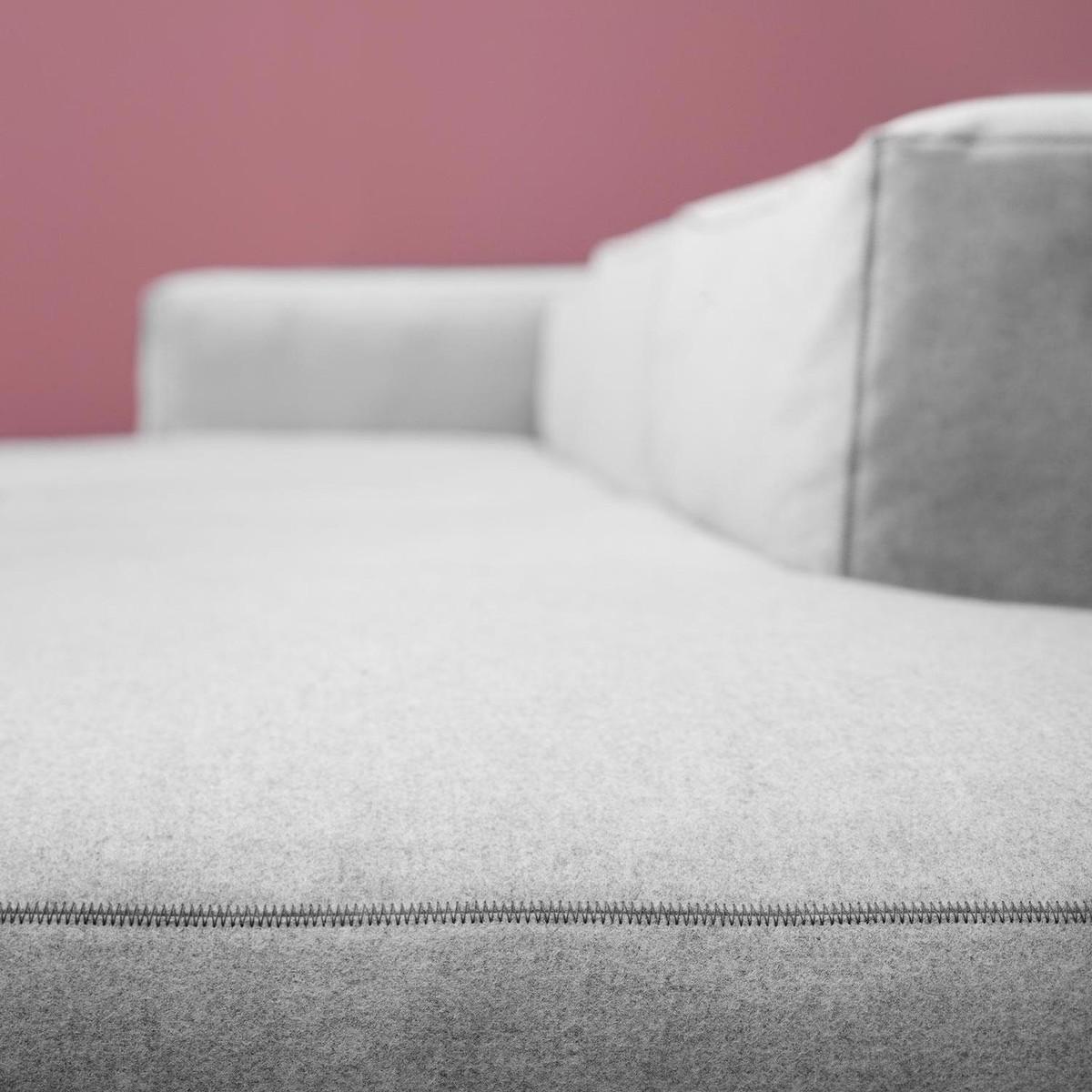 mags soft lounge sofa armrest left hay. Black Bedroom Furniture Sets. Home Design Ideas