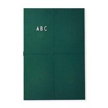 Design Letters - Message Board Nachrichtentafel M