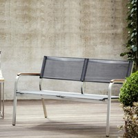Jan Kurtz - Lux XL Lounge Bench 2-Seater