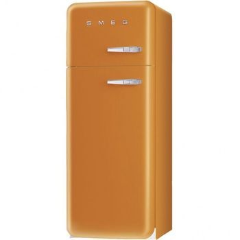 Smeg - FAB30 - orange/lackiert/Linksanschlag