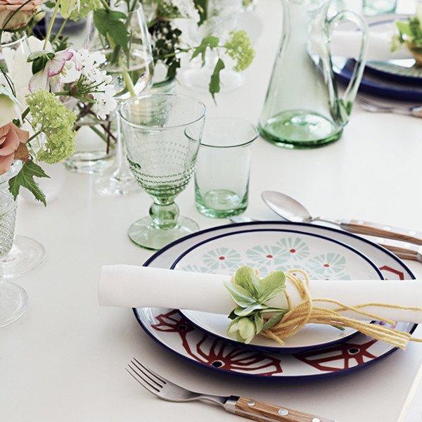 6 Tischkultur Tischdeko neu