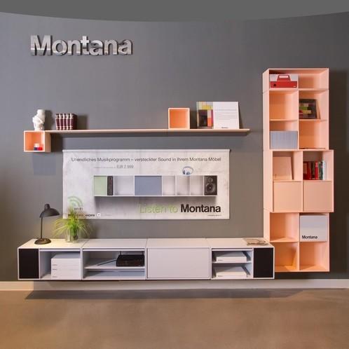 Montana - Montana TV Hi-FI Lowboard