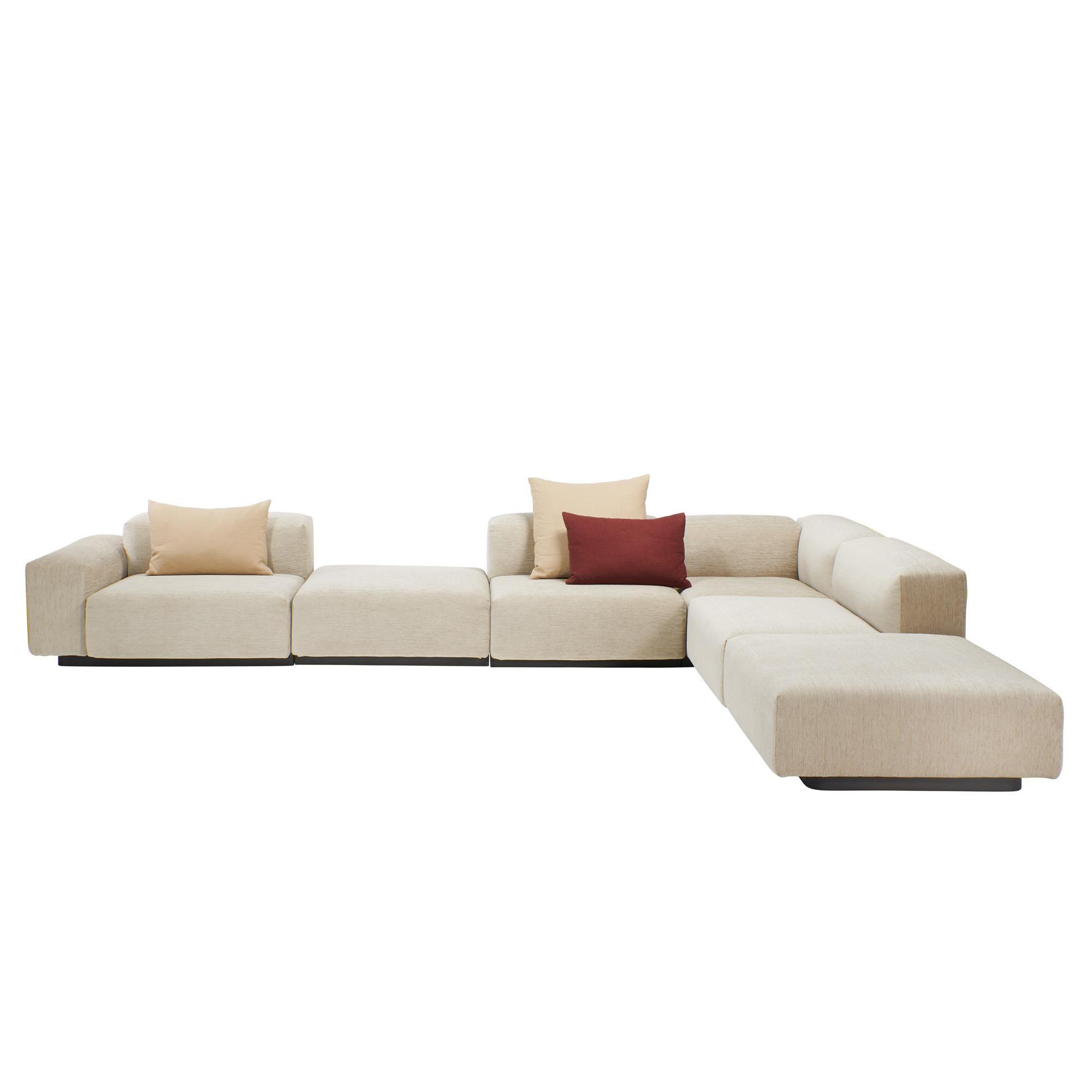 Vitra Soft Modular Corner Sofa   AmbienteDirect