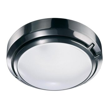 Luceplan - Metropoli D20/38P Wandleuchte - aluminium/poliert/Schirm opal