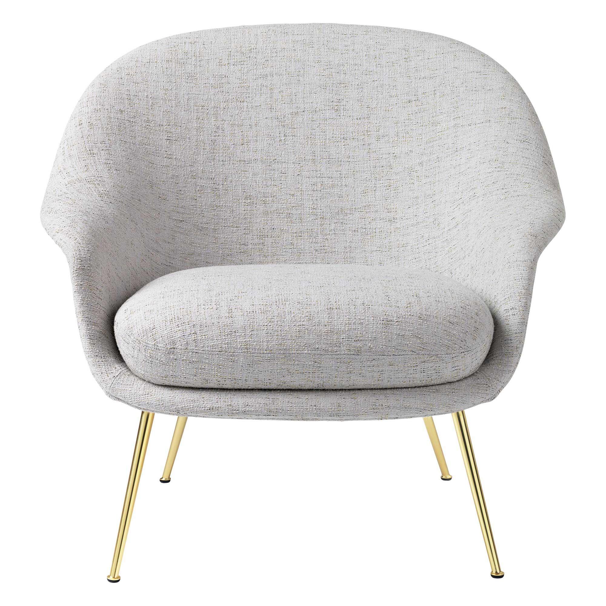 Tremendous Bat Lounge Chair Low Back Brass Base Ibusinesslaw Wood Chair Design Ideas Ibusinesslaworg