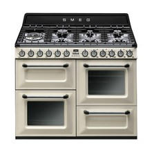 Smeg - TR4110 Victoria Cooker with Induction Hob