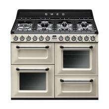 Smeg - Centro de cocina con encimera gas TR4110 Victoria