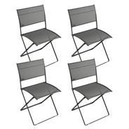 Fermob - Plein Air - Set de 4 chaises