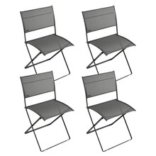 Fermob - Plein Air - Set de 4 chaises