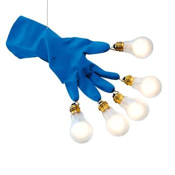 Ingo Maurer - Luzy Take Five LED Pendelleuchte