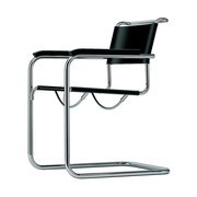 Thonet - Thonet S 34 - Chaise cantilever