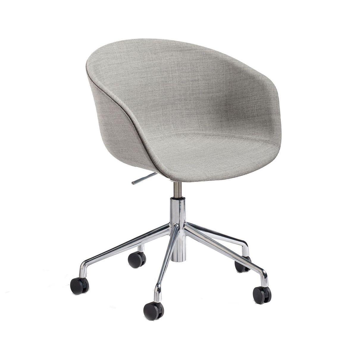 About a chair 53 armlehnstuhl h henverstellb hay for Armlehnstuhl grau stoff
