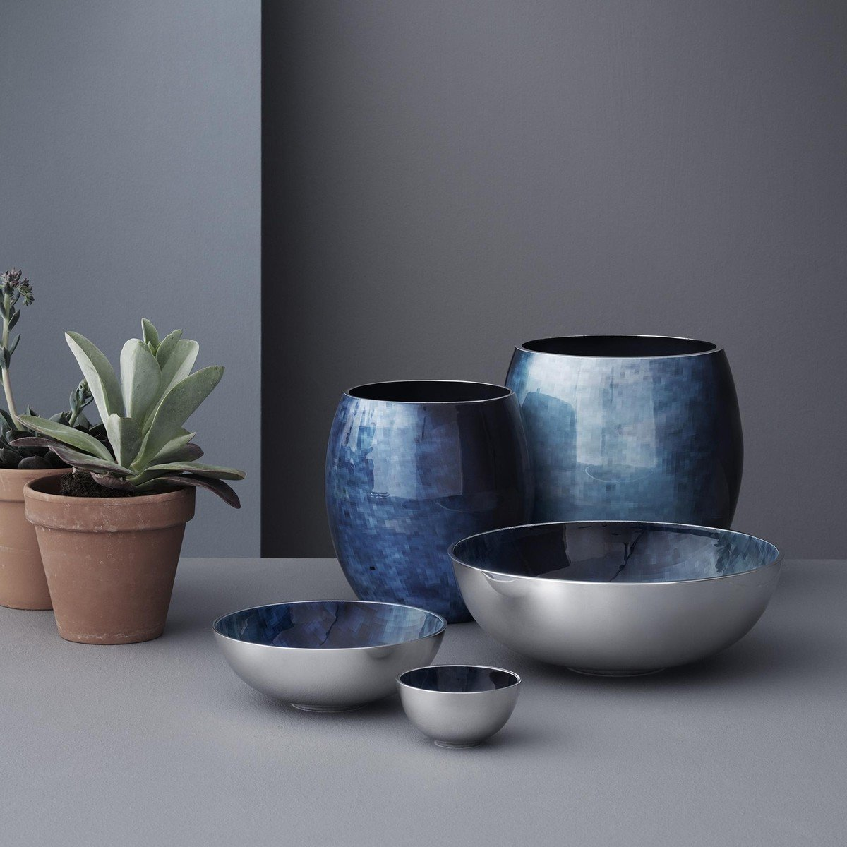 Stockholm Horizon Vasen | Stelton | AmbienteDirect.com