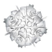 Slamp - Veli Wand-/Deckenleuchte M