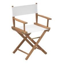 Skagerak - Chaise de jardin avec accoudoirs Director's