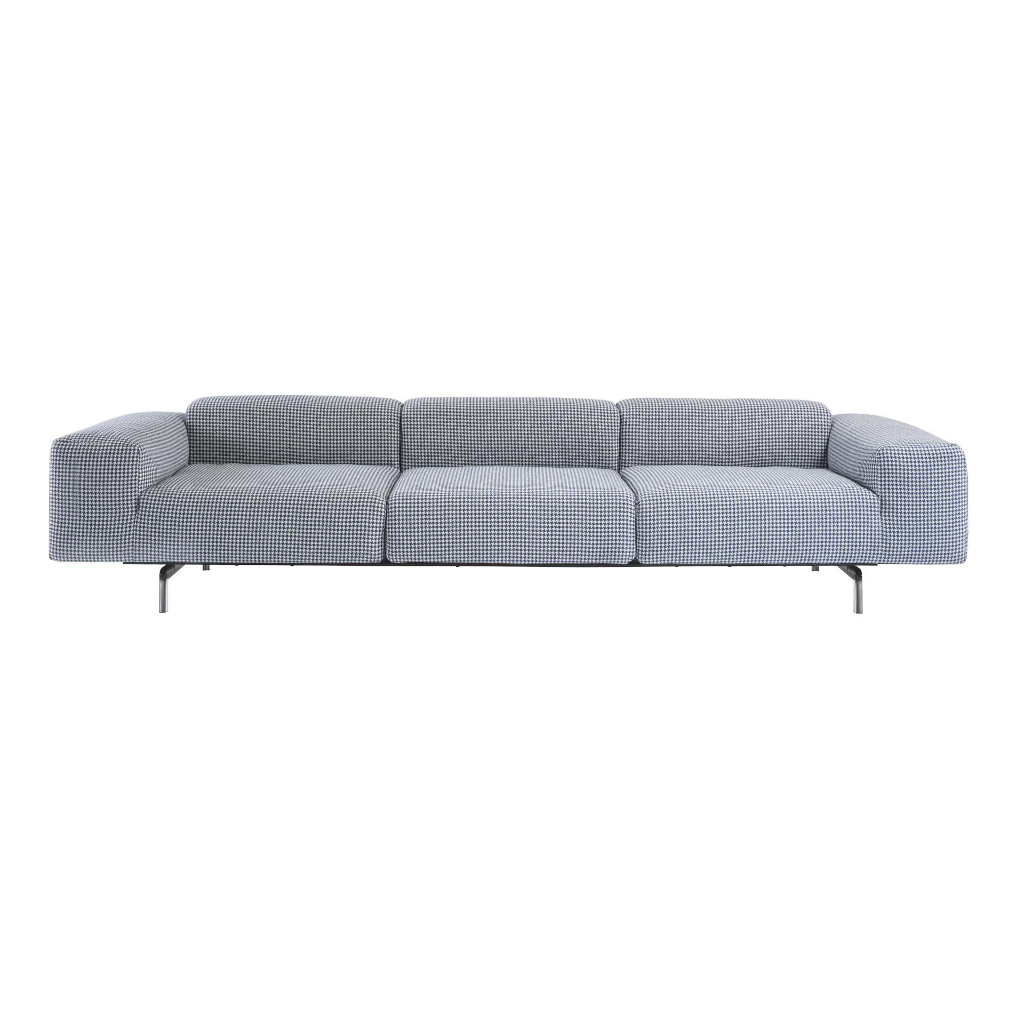 Cool Largo 3 Seater Sofa 301X96X69Cm Cjindustries Chair Design For Home Cjindustriesco