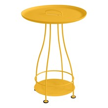 Fermob - Table d'appoint de jardin Happy Hours