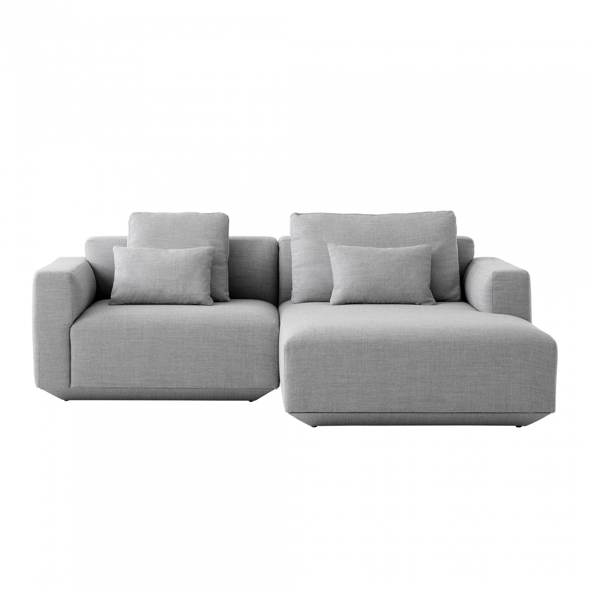 - &tradition Develius 2-Seater Sofa With Chaise Longue AmbienteDirect