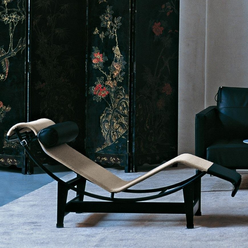 Cassina   Le Corbusier LC4 Lounger Cassina
