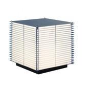 Metalarte - Dojo ME Aussenleuchte | 2te Wahl - aluminium/matt/45cm/Leuchte ist leicht eingedrückt/Einzelstück - nur einmal verfügbar!
