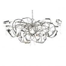 Brand van Egmond - Delphinium  Oval - Araña de luces